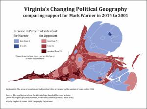 2014 warner map